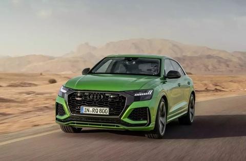 Danh gia Audi RS Q8 2020 - du suc sanh ngang Lamborghini Urus? hinh anh