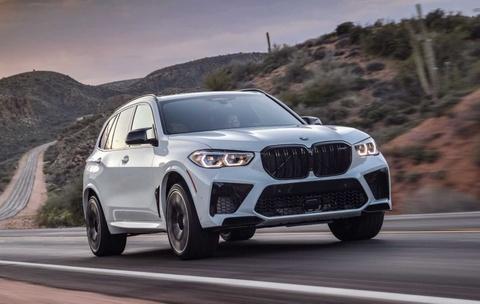 BMW X5 M Competition 2020 - manh nhung khong nhanh hon doi thu hinh anh