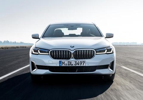 Danh gia nhanh BMW 5-Series 2021 vua ra mat hinh anh