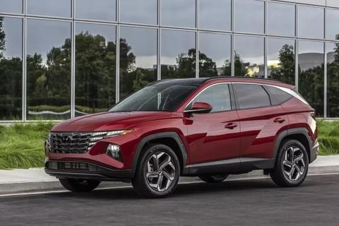 Hyundai Tucson 2022 duoc lam moi theo phong cach Duc hinh anh