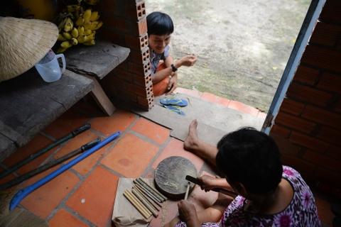 Chang nong dan 'khung' va giac mo ong hut tre hinh anh 15