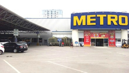 Metro Thang Long ban thit bo Uc thoi hinh anh