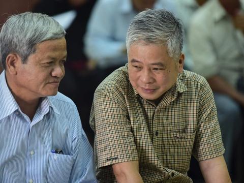 De nghi bac khang cao cua cuu Pho thong doc NHNN Dang Thanh Binh hinh anh