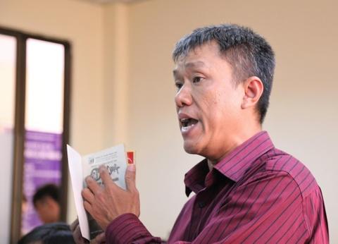 De nghi cong nhan Le Linh la tac gia duy nhat cua Than dong dat Viet hinh anh