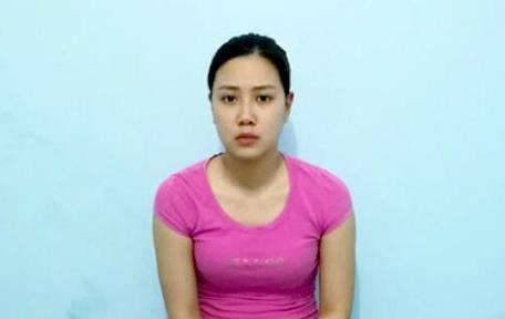 Hot girl Ngoc Miu - tro thu cua trum ma tuy Van Kinh Duong hinh anh 3