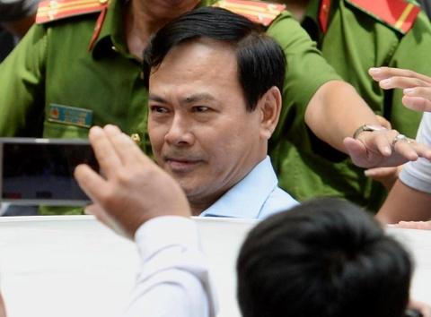 Ket luan 'ban tay trai' khong anh huong viec truy to Nguyen Huu Linh hinh anh