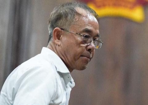 Ong Nguyen Thanh Tai bat khoc noi loi sau cung hinh anh