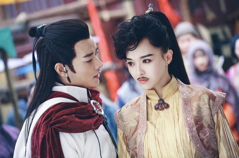 Phim ty luot xem tai Trung Quoc bi che tao hinh sai lich su hinh anh