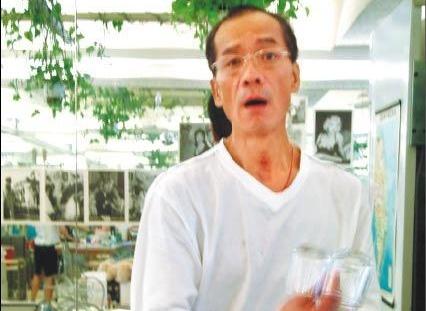 Tai tu 'Bao Thanh Thien' phai ban hang rong hinh anh