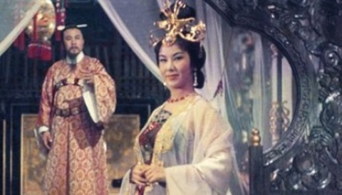 'Duong Quy Phi' dau tien cua man anh Trung Quoc qua doi hinh anh