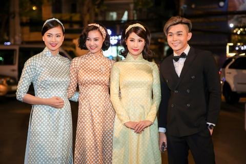 Dan sao Viet goi cam tren tham do Canh dieu vang 2017 hinh anh 7