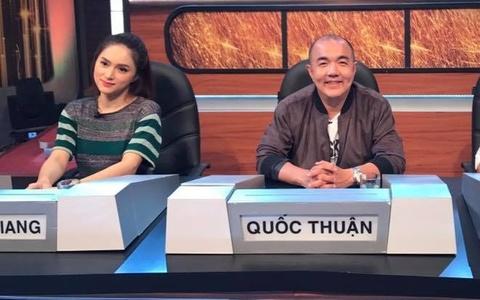 Nghe si Quoc Thuan: 'Toi tu choi cac chuong trinh co Huong Giang Idol' hinh anh