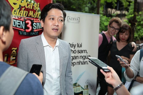 Truong Giang: 'Doi toi chi cuoi mot lan' hinh anh 1