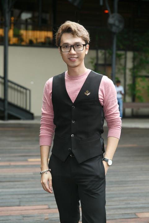 Truong Giang: 'Doi toi chi cuoi mot lan' hinh anh 7
