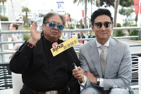 Hong Kim Bao bat ngo cong bo ba truyen nhan vo thuat tai Cannes hinh anh