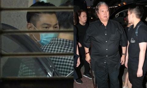 Le tang dan chi showbiz: Luu Duc Hoa, Hong Kim Bao chong gay dua tien hinh anh