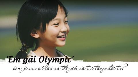 'Em gai Olympic' con gi sau cu lua ca the gioi va tai tieng doi tu? hinh anh 1