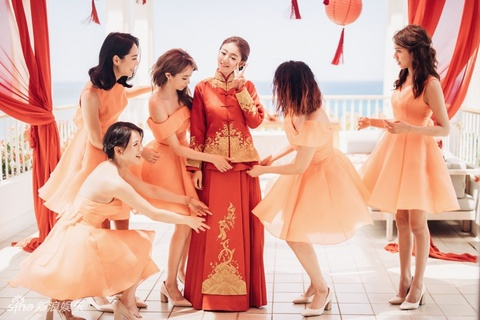 'Dong Phuong Bat Bai' Tran Kieu An don hoa cuoi An Di Hien hinh anh 12