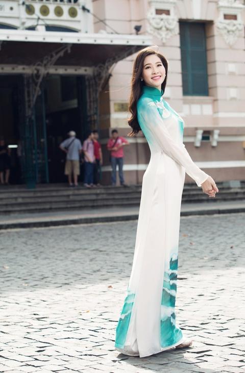 Nhan sac duoc vi 'than tien ty ty' cua Thu Thao sau 5 nam dang quang hinh anh 9