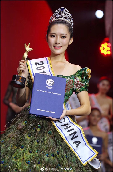 Tan hoa hau the gioi Trung Quoc duoc truyen thong tan duong hinh anh 2