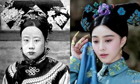 Phim co trang trieu Thanh cua Trung Quoc: Hon ca su lua doi hinh anh