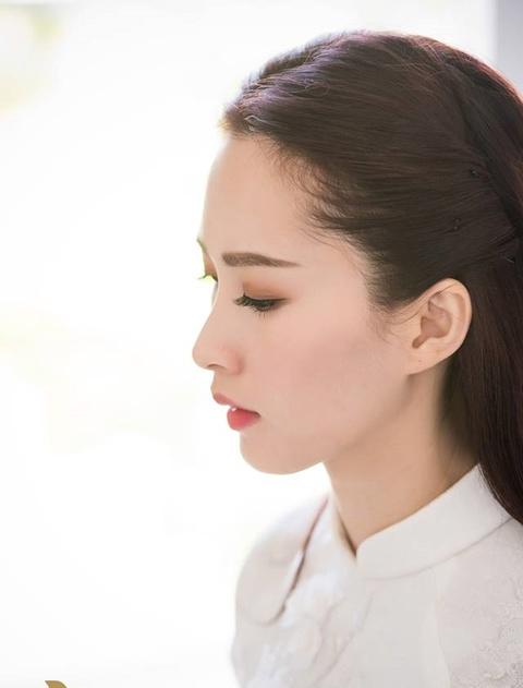 Anh hau truong dam hoi Hoa hau Thu Thao va ban trai dai gia hinh anh 8