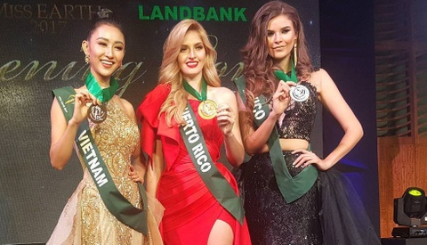 miss earth 2016 hinh anh