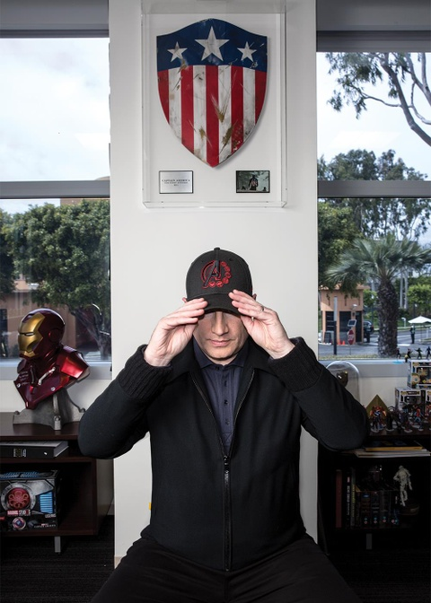 Ong trum Kevin Feige bien Marvel thanh de che 20 ty USD nhu the nao hinh anh 2