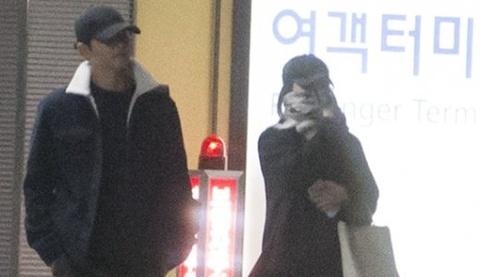 Song Hye Kyo, Song Joong Ki lang le ve nuoc sau trang mat hinh anh