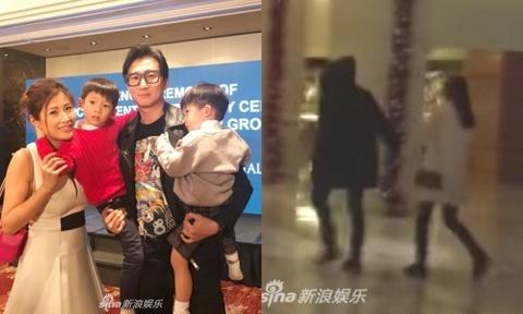 Con trai Hong Kim Bao lo anh ngoai tinh di bar va khach san voi gai la hinh anh