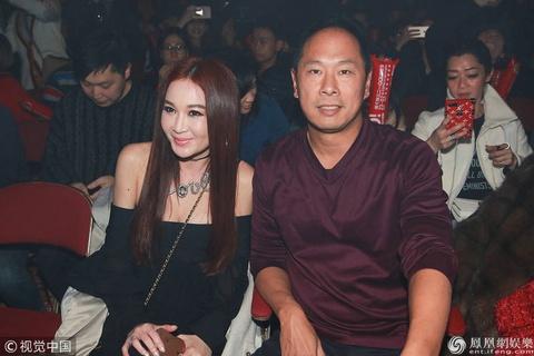 'Phan Kim Lien' On Bich Ha tai hop ty phu sau tuyen bo ly hon hinh anh
