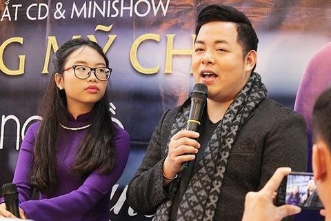 Phuong My Chi khoc tiet lo tung khong thich cha nuoi Quang Le hinh anh