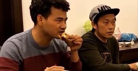 Clip Hoai Linh, Xuan Bac cung Tu Long noi ve on ao show On gioi hinh anh