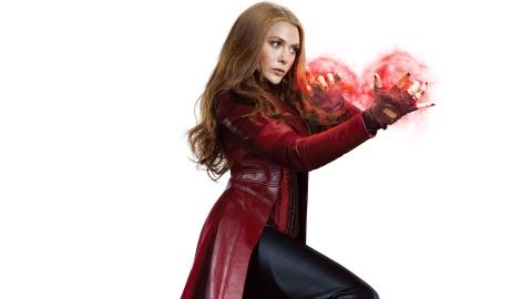 'Scarlet Witch': Kieu nu khong ngai canh nong nhung song binh lang hinh anh 2