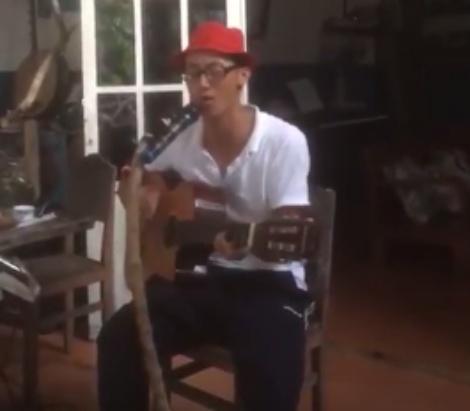 Clip Rocker Nguyen om dan hat o quan ca phe hinh anh