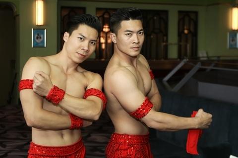 Quoc Co: 'Chung toi se dien cuc ky mao hiem o chung ket Got Talent' hinh anh
