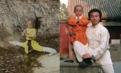 Thich Tieu Long: Nuoc mat tu 2 tuoi vi su ha khac cua Thieu Lam Tu hinh anh 4