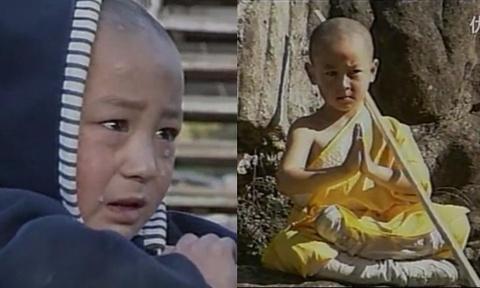 Thich Tieu Long: Nuoc mat tu 2 tuoi vi su ha khac cua Thieu Lam Tu hinh anh 3