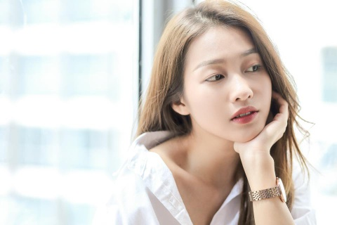 Kha Ngan: Tu hot girl tai tieng den nu chinh 'Hau due mat troi' hinh anh 11