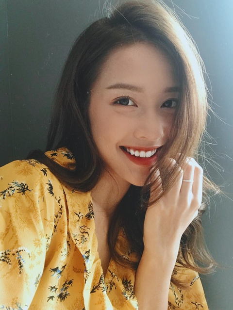Kha Ngan: Tu hot girl tai tieng den nu chinh 'Hau due mat troi' hinh anh 12