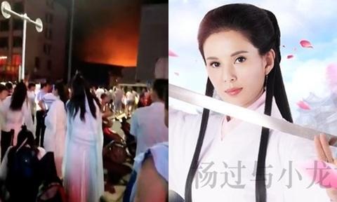 Phim moi cua Ly Nhuoc Dong gap hoa hoan truong quay, 2 nguoi chet hinh anh