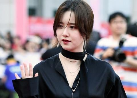 Goo Hye Sun mat phu, tang 10 kg sau thoi gian dieu tri benh hinh anh