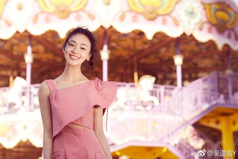 My nhan 'Dien Hi cong luoc': Nhan sac no muon cua showbiz Trung Hoa hinh anh 12