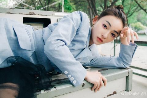 My nhan 'Dien Hi cong luoc': Nhan sac no muon cua showbiz Trung Hoa hinh anh 13