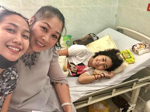 Oc Thanh Van: 'Phung Ngoc Huy suy sup khi Mai Phuong bi ung thu phoi' hinh anh