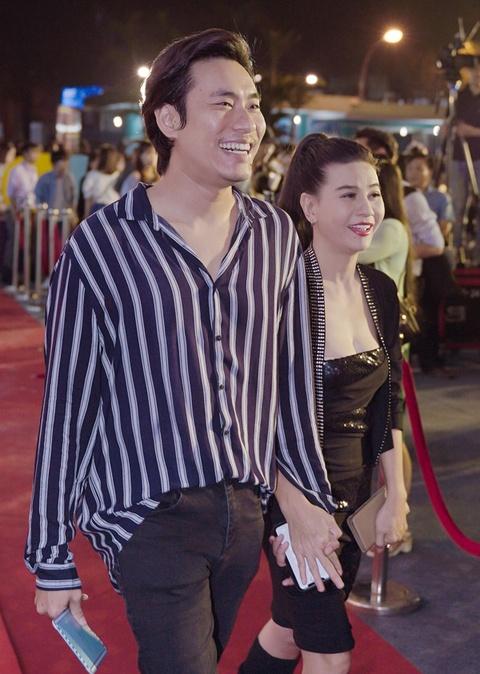 An Nguy khoc noi yeu Kieu Minh Tuan, khan gia la o tay chay phim hinh anh 4