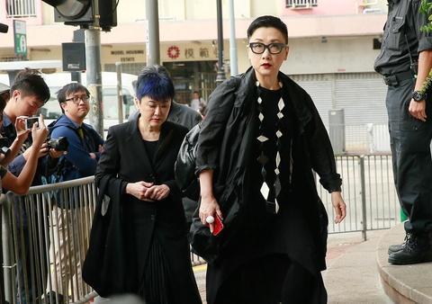 Ty phu Jack Ma va cac nghe si dua Kim Dung ve noi an nghi cuoi cung hinh anh 9