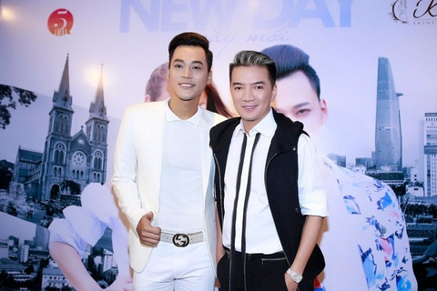 Dam Vinh Hung dap tra khi Phan Ngoc Luan ke chuyen ngu chung giuong hinh anh 1