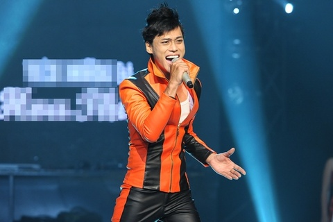 thi sinh the voice hinh anh