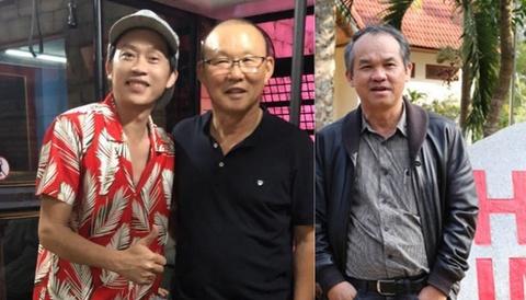 Nghe si Hoai Linh: 'Cam on bau Duc, cam on Park Hang-seo va doi tuyen' hinh anh